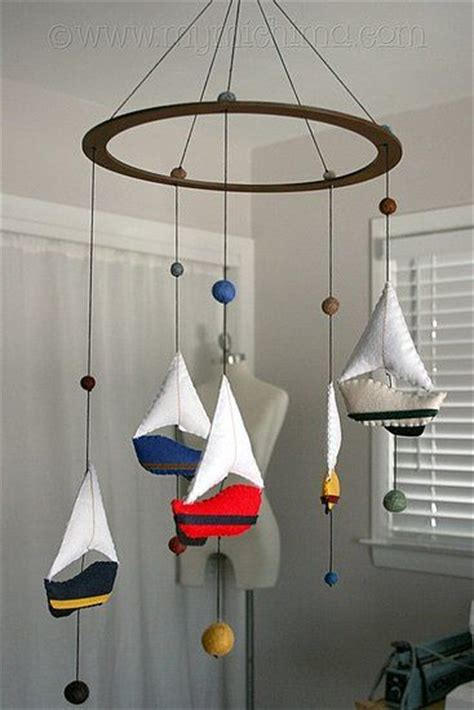nautical mobiles and sailor room on pinterest