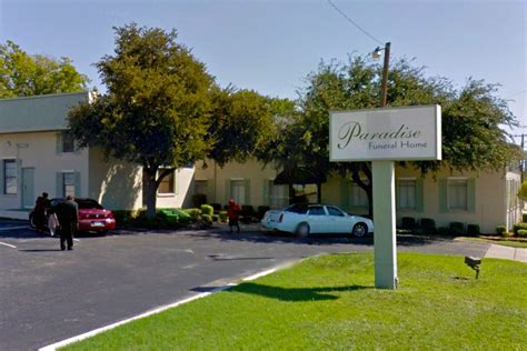 paradise funeral home dallas tx parting