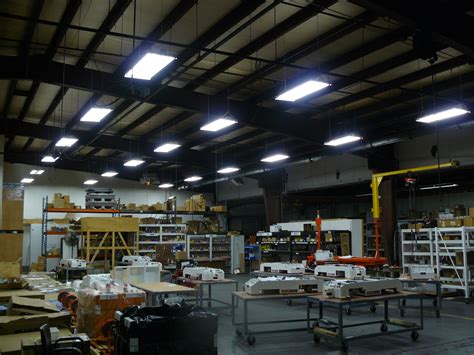 The Light Factory factory lighting continued select electric company