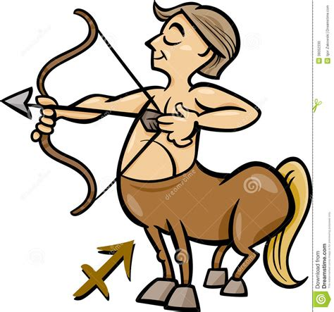 Architecture Business Cards sagittarius zodiac sign cartoon stock photo image 38052330
