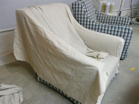 Diy Chair Covers - how to make arm chair slipcovers for less than 30 how