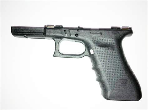 glock frame colors glock 17 22 34 rtf2 3 stripped frame cerakoted