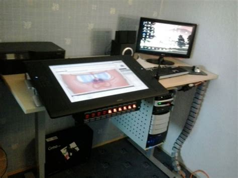 Cintiq Desk by 17 Best Images About Home Office On Home
