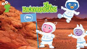 Backyardigans Mission To Mars The Backyardigans Mission To Mars