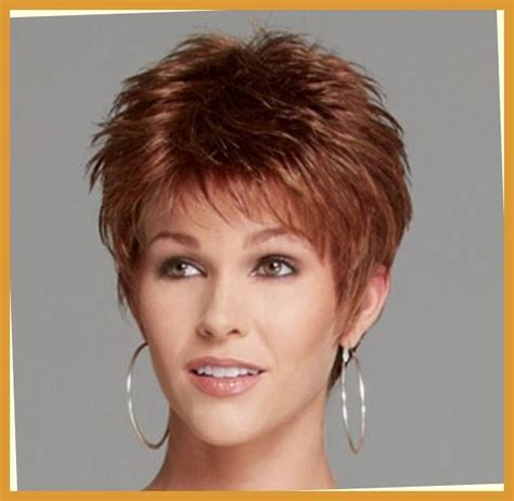 cute spikey hair cuts for women over 50 best short spiky hairstyles for women over 50 picture