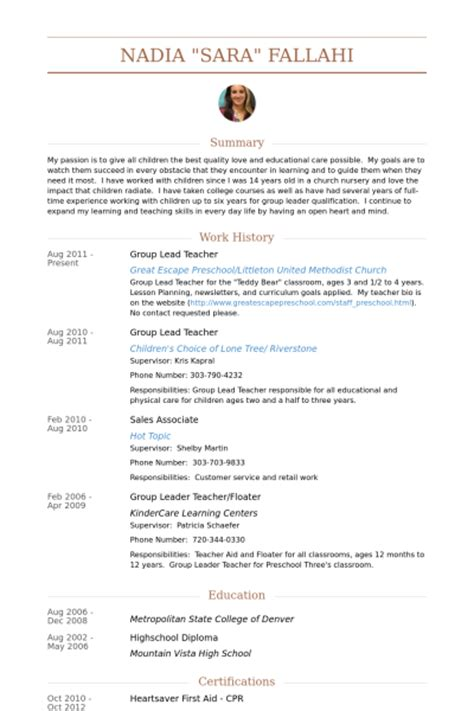 sle resume for ict augustais