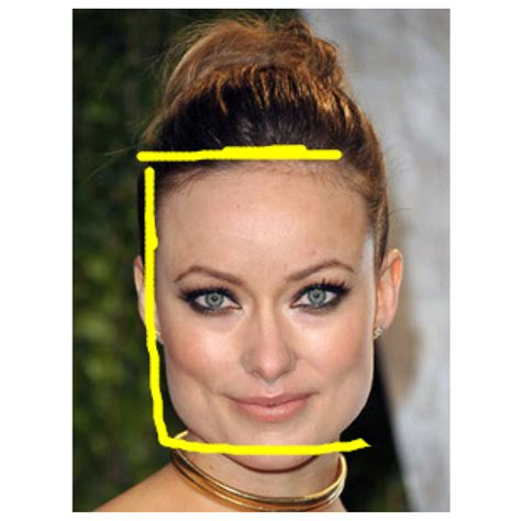 square tace with cowlick definition how to identify your face shape and why it matters my