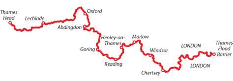 thames barrier location trailblazer guide books thames path thames head to the