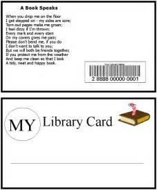 library card template library card gif images