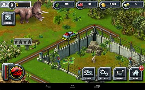 download jurassic park the game for android jurassic park builder games for android free download