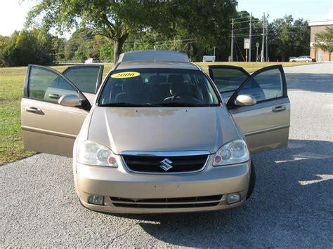 06 Suzuki Forenza 2006 Suzuki Forenza Overview Cargurus