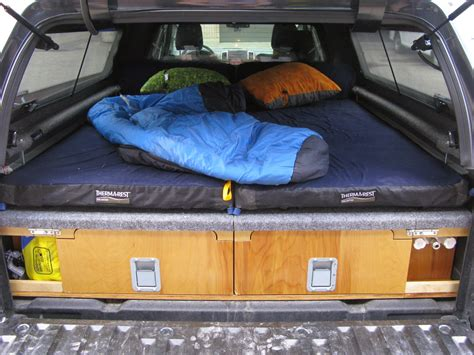 Truck Bed Sleeper Cers by Build Of The Month Cer In A Box Expedition Portal