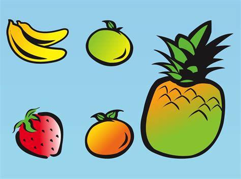 fruit drawings fruit drawings vector graphics freevector