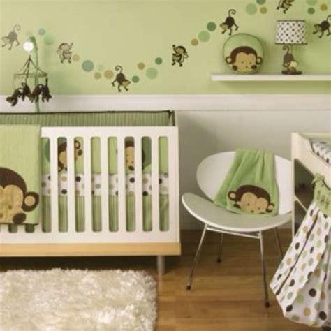 Mod Pod Pop Monkey Crib Bedding Mod Pod Pop Monkey By Kidsline Our Nursery Theme Jellybeans Peeps Pinterest