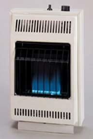 gwp10t glo warm blue flame ventless heater @ fmconline