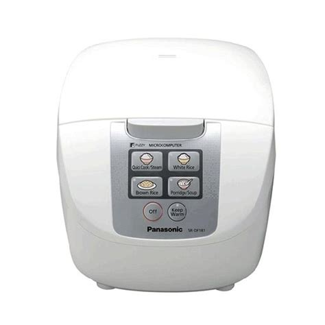 Rice Cooker Panasonic Sr Df181 panasonic rice cooker sr df181 price in bangladesh