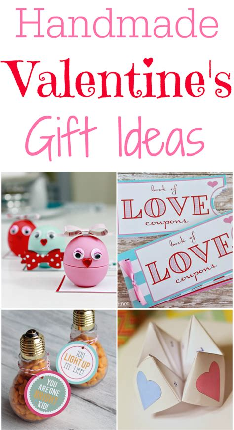 Handmade Valentines Gift - 33 handmade valentines gift ideas 4 real
