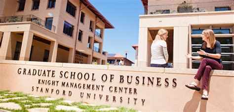 Stanford Mba Us News by New Application Record At Stanford Gsb
