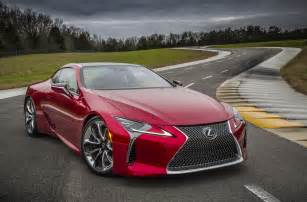 new lexus lc 500 breaks cover the week uk