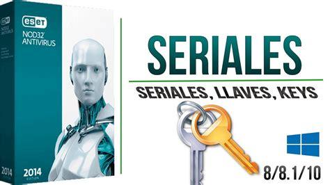 licencias nod32 seriales llaves nod32 7 smart security eset smart security premium key licencia activador