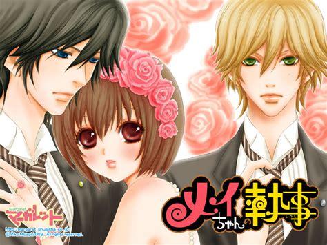 best shoujo anime mangas shojo