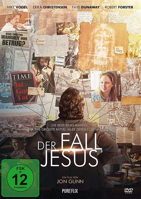 der fall jesus ein der fall jesus dvd verlag gottfried bernard