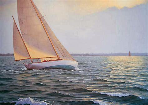 cuadros de veleros cuadros modernos veleros en paisajes marinos arte en