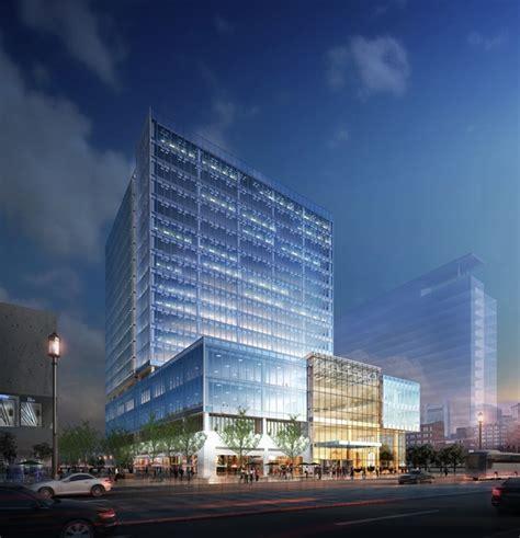 skanska usa develops office tower  pricewaterhousecoopers  bostons seaport square