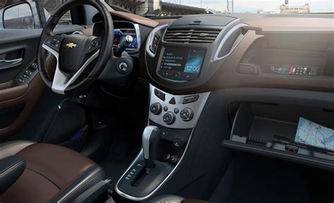 Chevrolet Interior car and driver