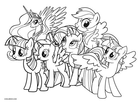 coloring pages printables my little pony free printable my little pony coloring pages for kids