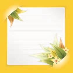 free eps file white blank paper design vector 04 download