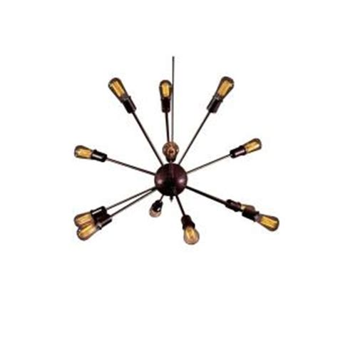 bronze bad light edison jackstone collection 12 light bronze indoor