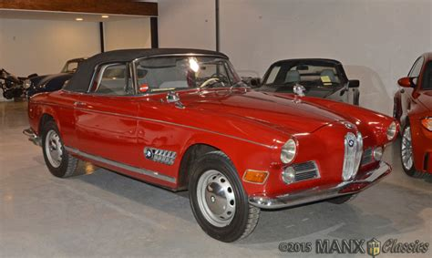 bmw  cabriolet  sale manx classic carsfor