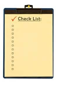 checklist template to do list template