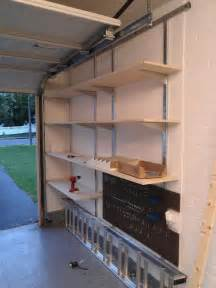 Garage Storage Unit Ideas Best 25 Garage Shelving Ideas On Diy Storage