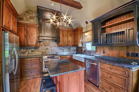 kitchen cabinet countertops 35 beautiful rustic kitchens design ideas designing idea