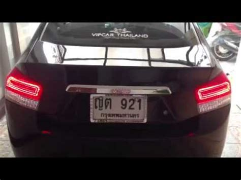 Lu Led Honda City taillight led hondacity