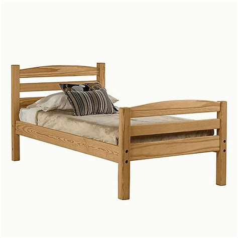 Half Bunk Bed The Official This End Up Woods End Half Bunk
