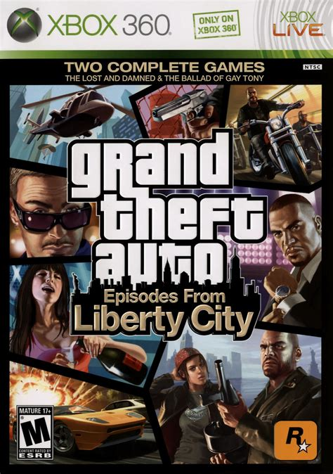 Grand Theft Auto 4 by Grand Theft Auto 4 Episodes From Liberty City Walkthrough