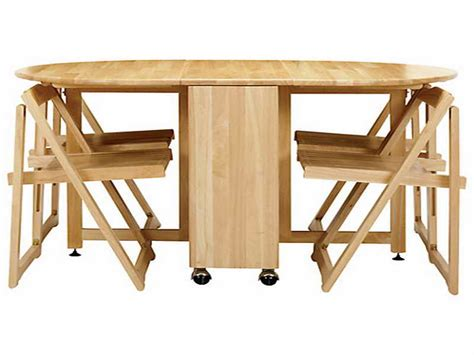 Fold Away Dining Chairs Dining Chairs Recomended Folding Dining Table And Chairs Set Extendable Tables For Small Spaces