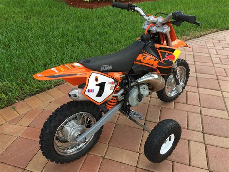 Ktm 50 Mini 2004 Ktm 50 Mini Adventure With Wheels