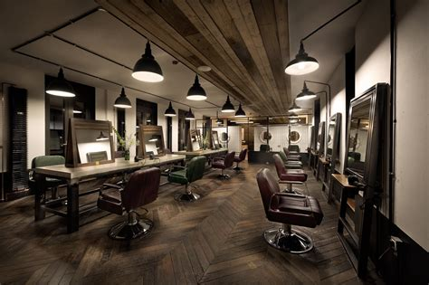 Styling Room | laundry for hair distinguished salon design concept
