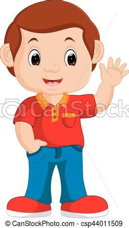 imagenes de niños alegres en caricatura ni 241 o caricatura ilustraci 243 n clipart vectorial buscar