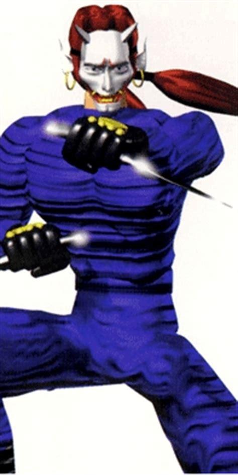 Kaos 3d Jin Kazama Dewasa Limited Edition image kunimitsu tekken 1 png the tekken wiki tekken 6 tekken 5 tekken 3 and more