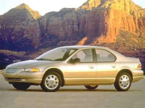 1999 chrysler cirrus mpg 1999 chrysler cirrus models trims information and