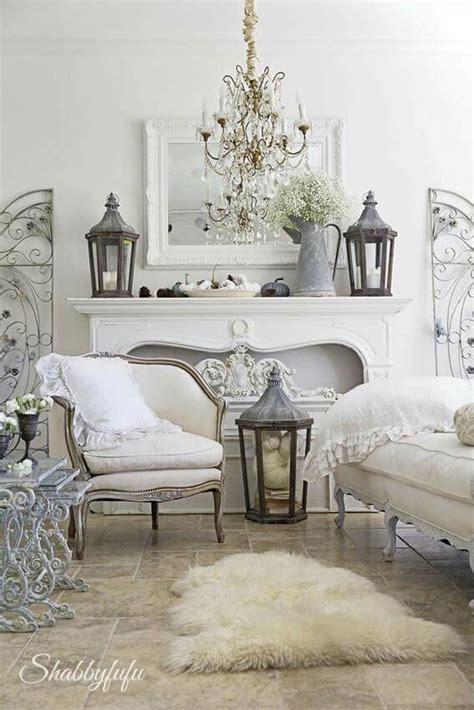 white shabby chic beautiful white shabby chic living room decoration ideas