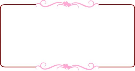 Wedding Border Png by Wedding Border Clip At Clker Vector Clip