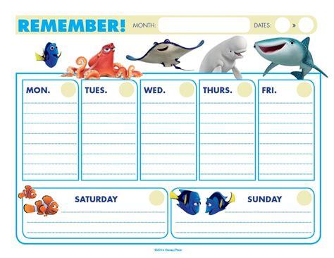 kid calendar template free printable weekly calendar for blank calendar 2018