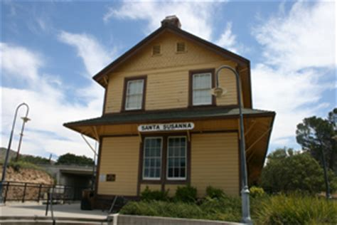 3 santa susana depot museum 365 things to do in