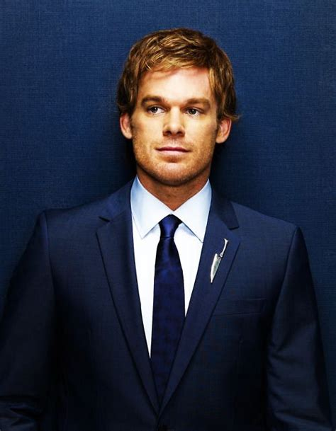 michael c hall on where dexter went wrong and his michael c hall as dexter morgan i am creepy for thinking